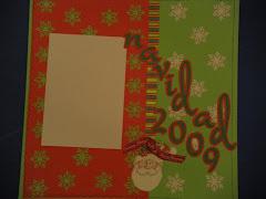 Página de Navidad- 2009