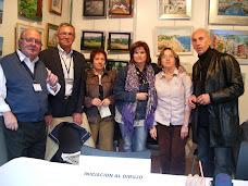 LA ASOCIACIÓN DE ARTISTAS DE EL CAMPELLO EN NAUCOTUR 2010