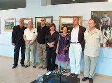 EXPOSICION DE LA ASOCIACIÓN DE ARTISTAS DE EL CAMPELLO EN EL MUSEO DEL CALZADO DE ELDA 2009