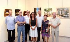 """INAUGURACIÓN DE LA EXPOSICION """"DIVERSITY"""" SEPTIEMBRE 2009"""