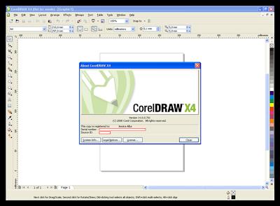 coreldraw x7 активация