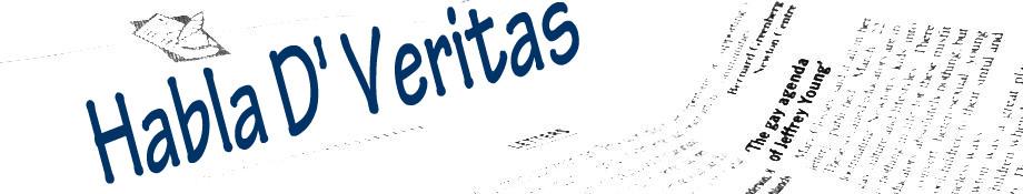 Habla De Veritas (Extras)