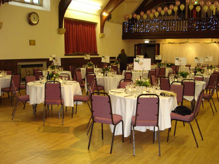 Wedding Catering In The Lifford Hall Broadway Worcestershire Cooking For 76 Is Just Like A Large Dinner Party Really Takes Bit More Planning