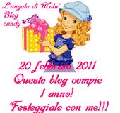 Partecipo a questo blog candy