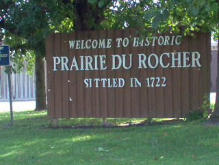 prairie du rocher hispanic singles Prairie du rocher (the rock prairie in french) is a village in randolph county a custom of caroling on new year's eve dating back to medieval times in france.