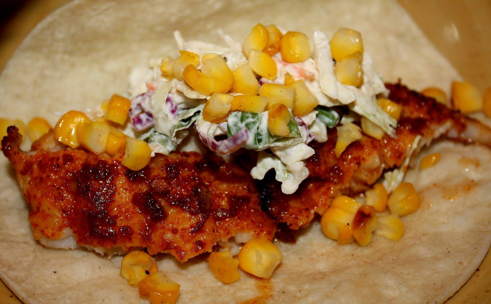 Elizabeth 39 s edible experience happy 300th post for Baja fish tacos