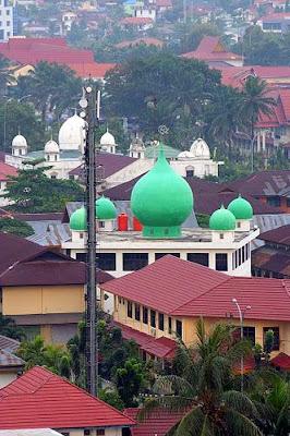 Down Town Pekanbaru Mosque