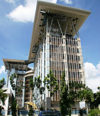 Kantor Gubernur Riau Gedung 9 Lantai