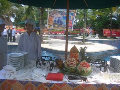 Rujak Buah Maharaja, Riau Photo