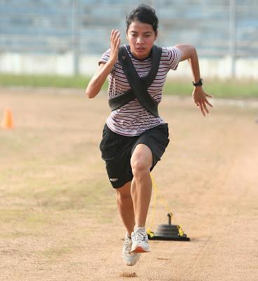 The Sprinter of Riau