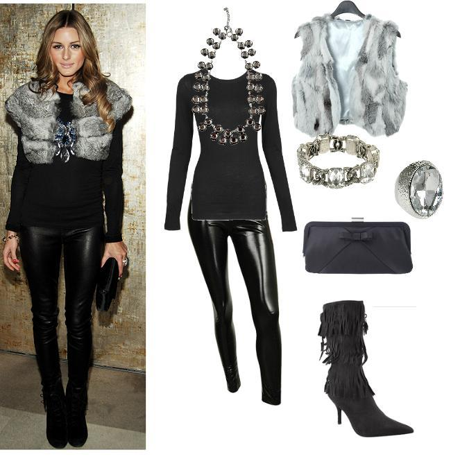 Leggings And Boots http://fashionzhome.blogspot.com/2010/12/leggings-and-boots-collection.html