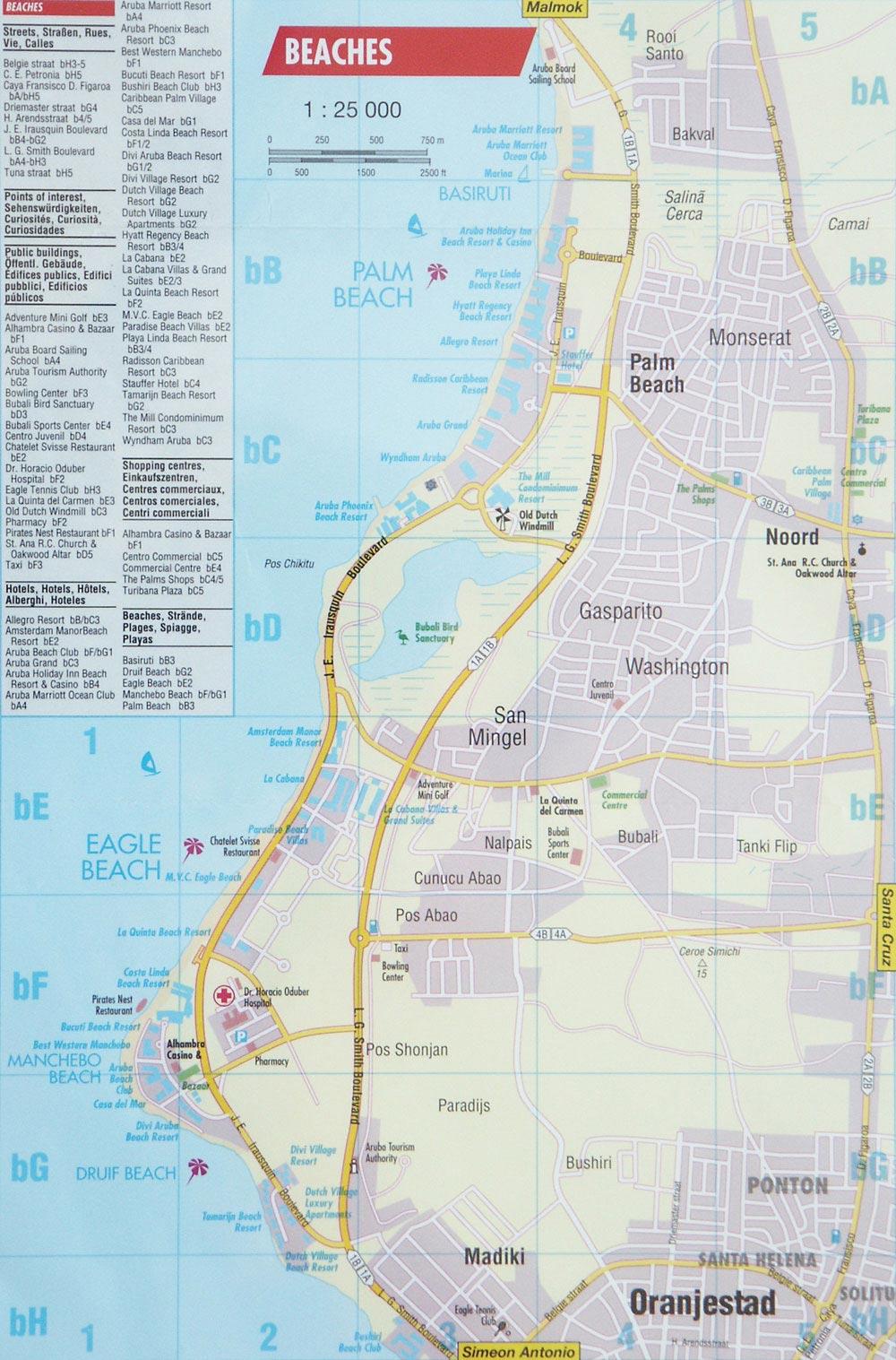 arubabeachmap