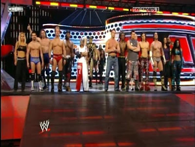 wwe raw roster. WWE Raw Roster
