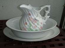 Washing Bowl & Jug