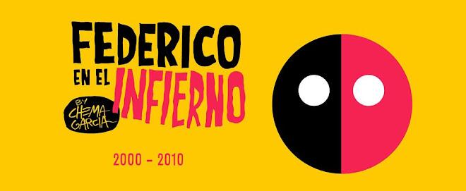 Federico en el infierno by Chema García