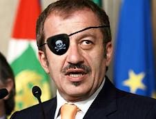Il Capo della Lega dei Pirati