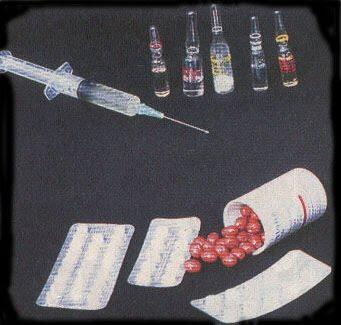 esteroides mal inyectados