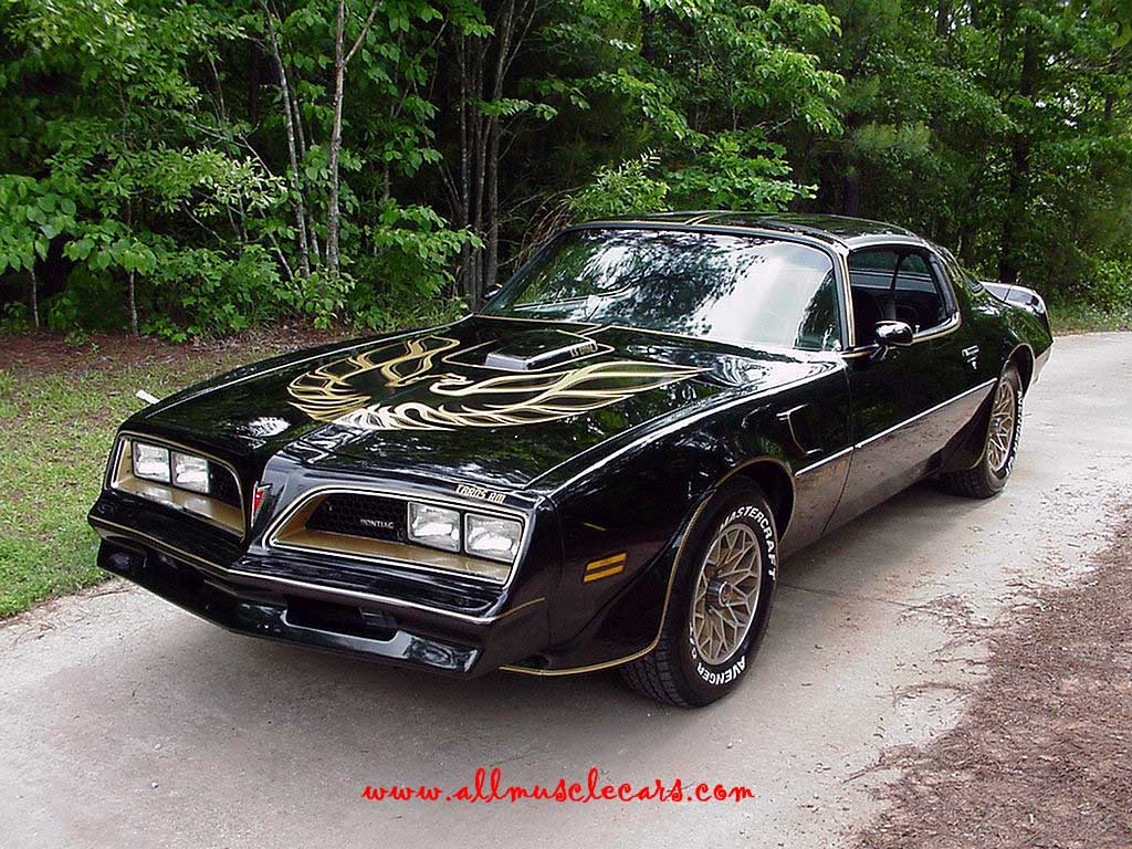 Muscle Car Reviews: 1977 Pontiac Trans Am