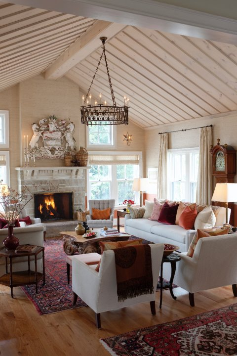 House Living Room Adorable Of Sarah Richardson Farmhouse Living Room Picture