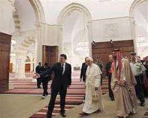 masjd2 Gambar2 Pencemaran Masjid di Dunia   Termasuk Syeikh Azhar!