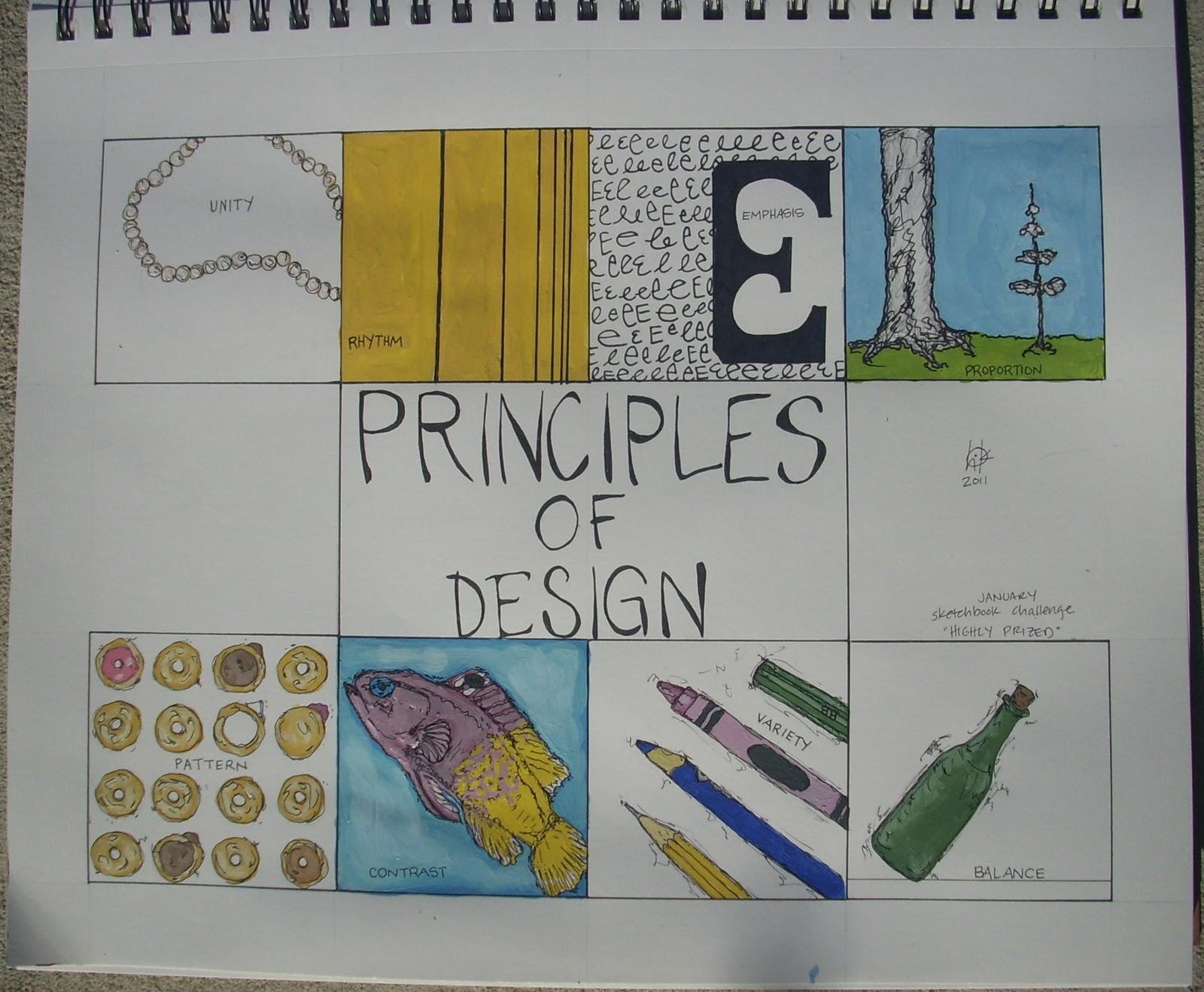 Variety In Principles Of Design : Unity design principle pixshark images