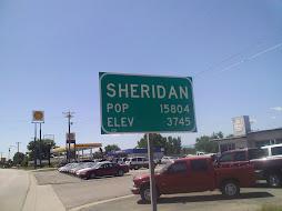 Stop # 18  Sheridan, WY