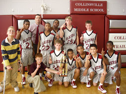 1st place @ Collinsville Middle School Tourney
