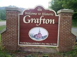 Stop # 9  Grafton,  WV