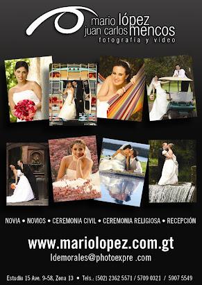 Fotografia & Video / Mario López, Juan Carlos Mencos