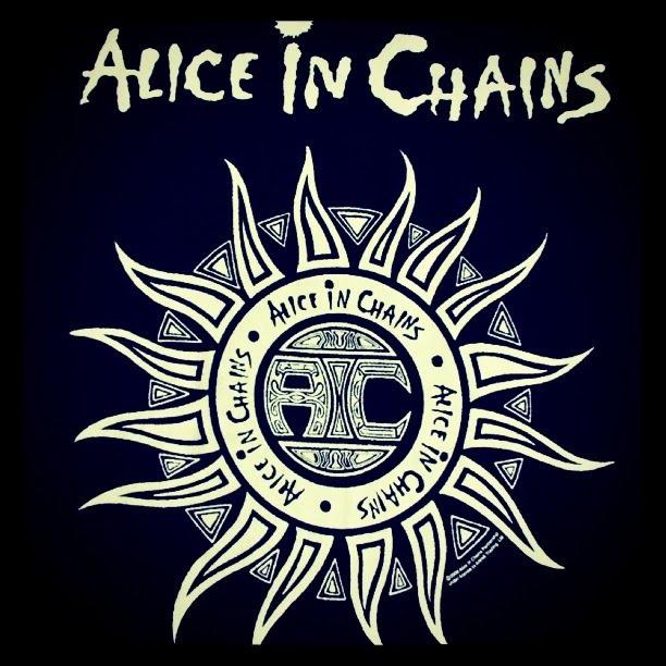 Erelicadenim For Sale Alice In Chains Tribal Sun Logo