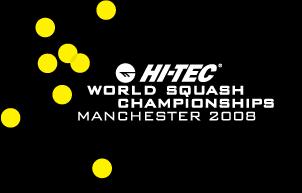Hi-Tech Squash World Championships Manchester 2008