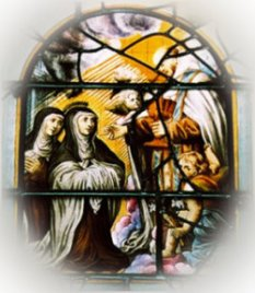 The life of St Mary Magdalene de Pazzi