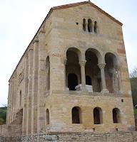Iglesia de Santa María de Naranco