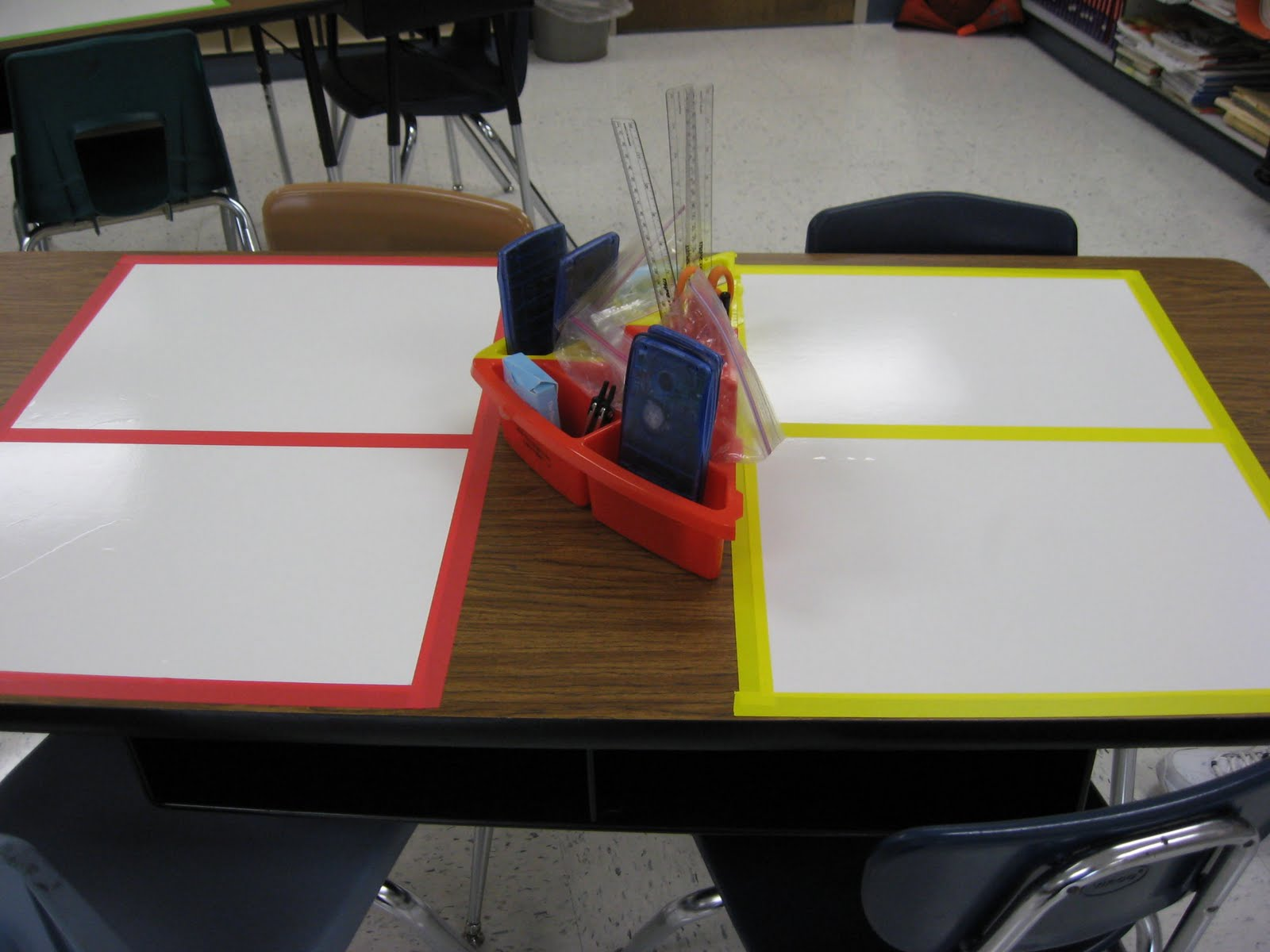 Science Notebooking Teaching and Technology Dry Erase Desks