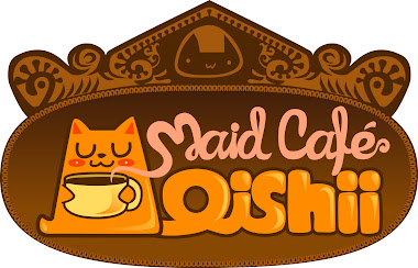Maid Cafe Anime Cat