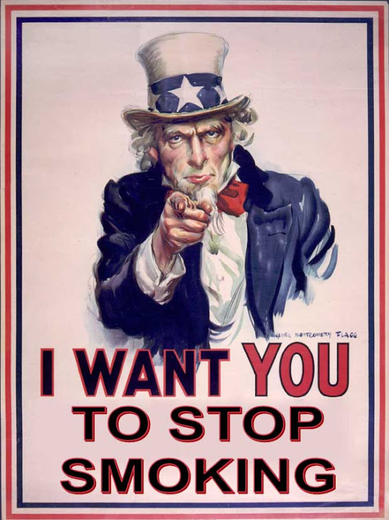 Ας σταματησουμε το καπνισμα.