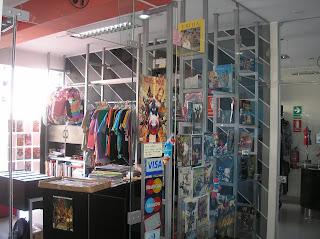 tienda comics marbella