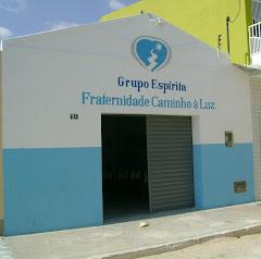 GRUPO ESPÍRITA FRATERNIDADE CAMINHO À LUZ - OURO BRANCO