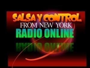 SALSA Y CONTROL RADIO DESDE   NUEVA  YORK