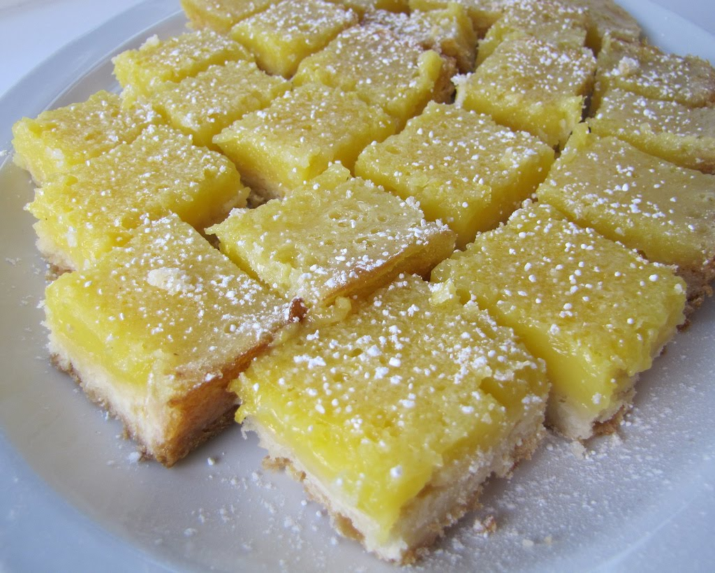Lemon Squares ( Williams Sonoma Cookies )