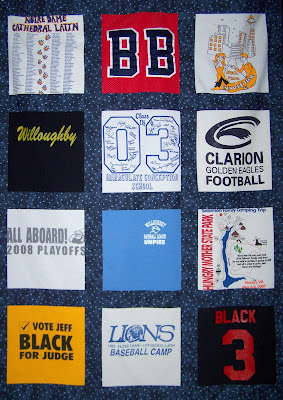 T Shirt Quilts