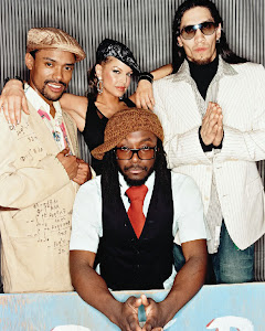 The Black Eyed Peas Use Mehron
