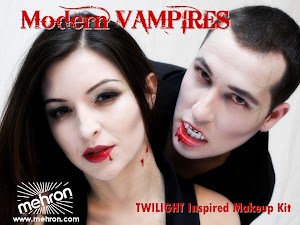 Vampire Makeup For Stage and Screen