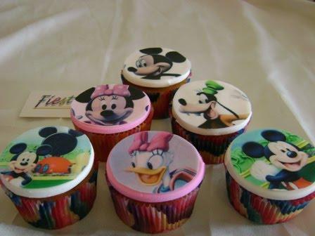 Tortas infantiles de Mickey Mouse - Imagui
