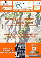 4ta Muestra Itinerante en Pinamar