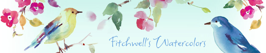 fitchwellswatercolors