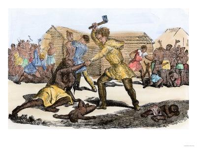 Massacre of Indians