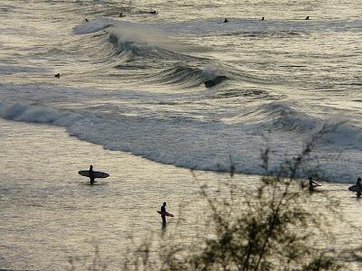 Sesión de surf del 12 de Julio del 2008 - Sopelana
