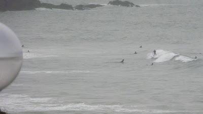 Sesion de surf 14 Noviembre 2009 - Sopelana