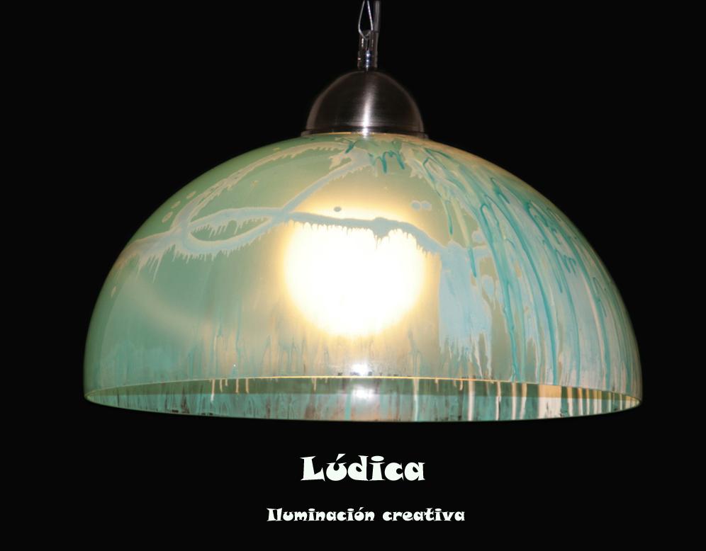 Ludica Iluminacion Lamparas de Acrilico de Techo Colgantes Moderna ...